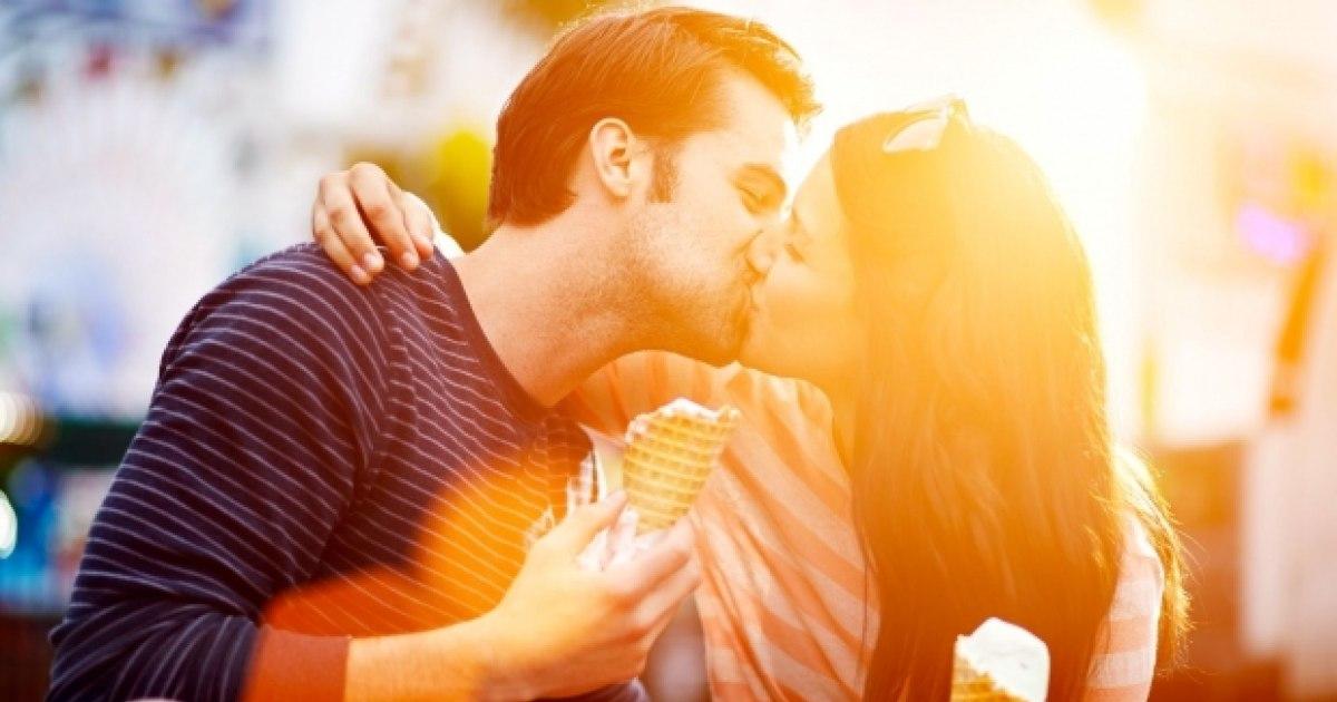 Von verschiedenen küssen bedeutung Unsere Augenfarbe