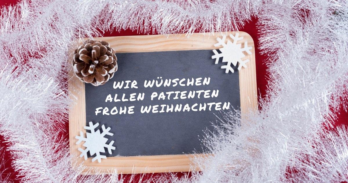 weihnachtsw nsche per e mail und post erlaubt