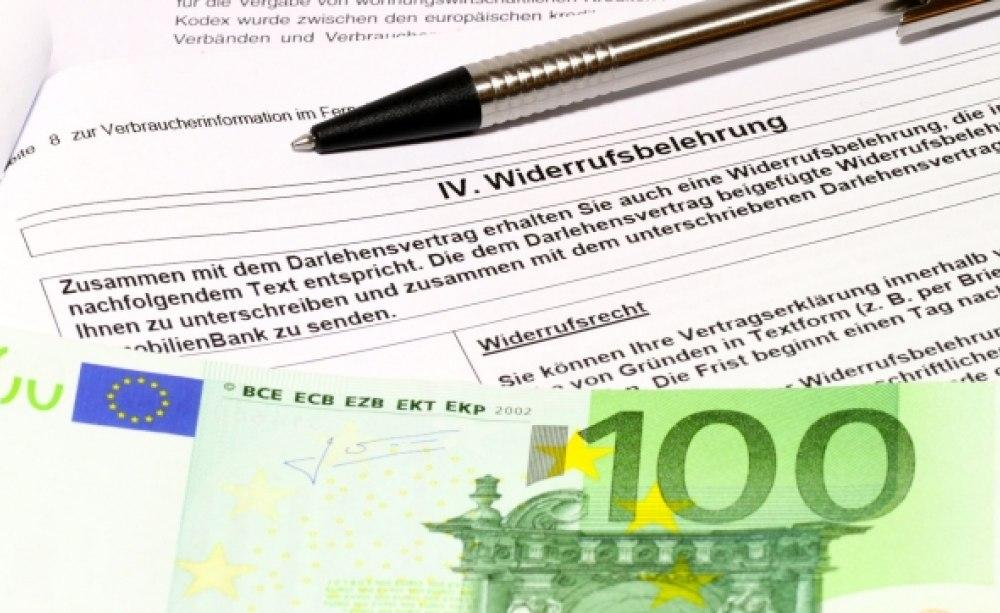 Immobilienkredite Ewiges Widerrufsrecht Nach Wie Vor Intakt
