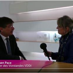 IDS 2019 Pressekonferenz: Interview mit Mark Stephen Pace