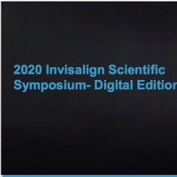 Invisalign Scientific Symposium 2020